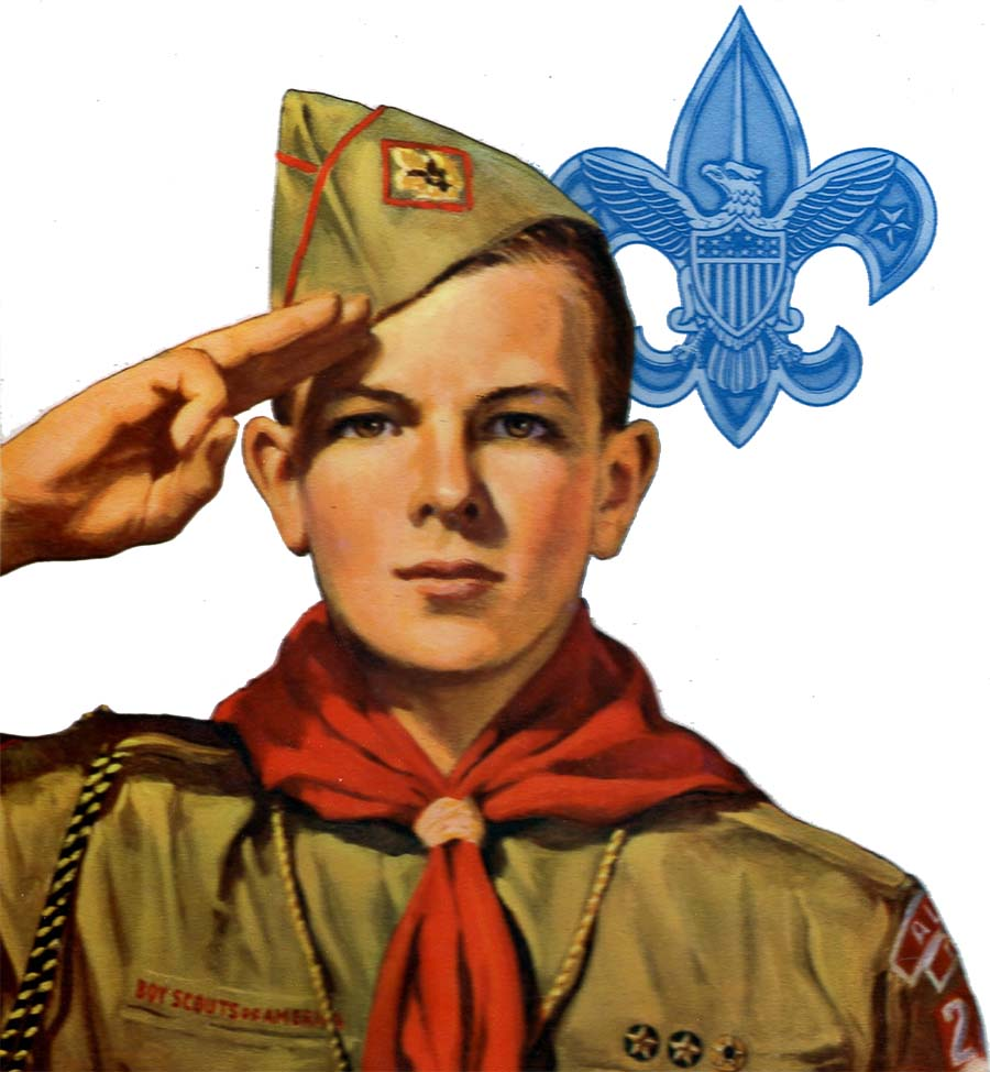 Boy Scouts of America  Prepared For Life